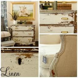 Miss Mustard Seed Milk Paint Linen