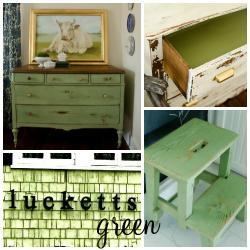 Miss Mustard Seed Milk Paint Lucketts Green