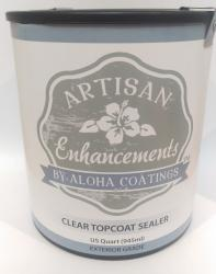 Clear Topcoat Sealer