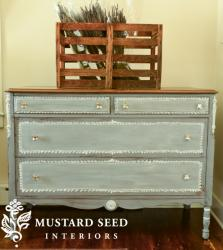 Miss Mustard Seed Milk Paint Boxwood