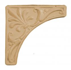 French Frame Corner Appliqué