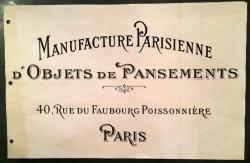 Aged Papers- Manufacture Parisienne