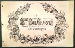 Aged Papers- Paul Charvet