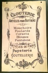 Aged Papers- Articles de Paris