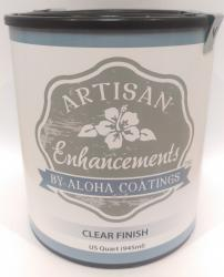 Clear Finish Quart