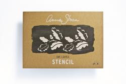 Annie Sloan™ Stencils-  Oak Leaves