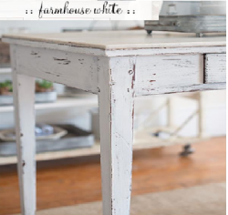 MMS Farmhouse White- Free Shipping