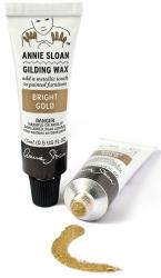 Annie Sloan Bright Gold Gilding Wax