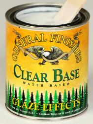 GF Clear Base Glaze Effects Quart