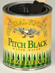 GF Pitch Black Glaze Effects Pint