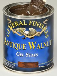 GF Antique Walnut Gel Stain Quart