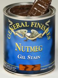 GF Nutmeg Gel Stain Quart